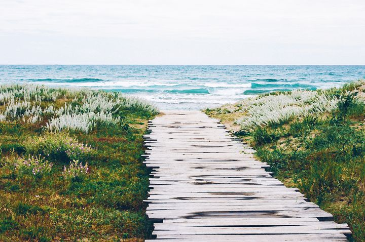 Sea Bridge - Motivational