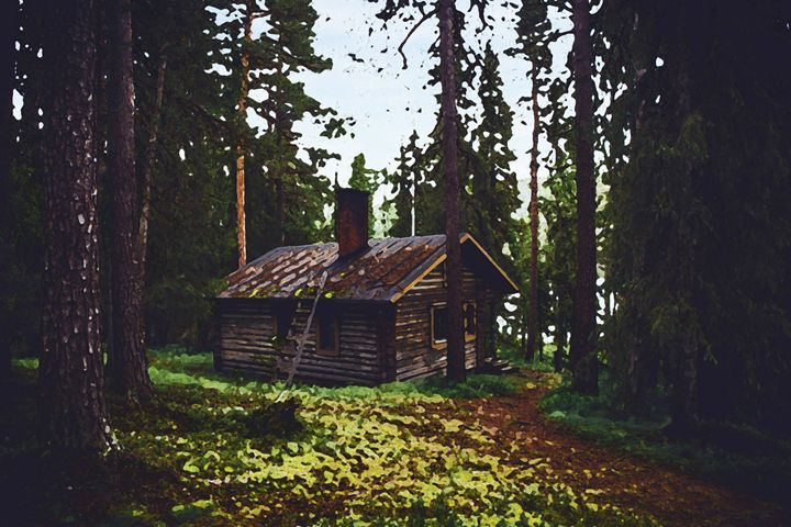 House in The Woods - Motivational