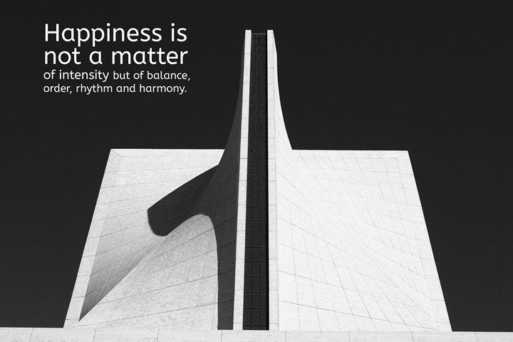 Inspirational - The Balance - Motivational