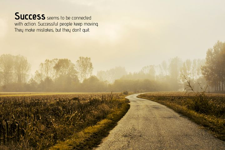 Motivational - Road to Success - Motivational