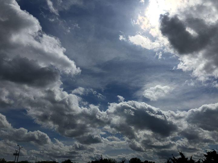 Midwest Sky No. 10 - Mie Otono