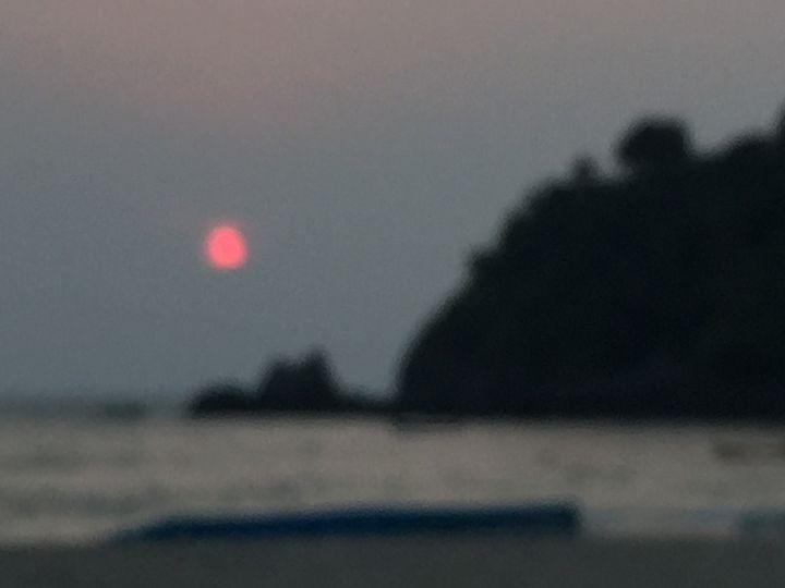 Thai Sunset No. 3 - Mie Otono