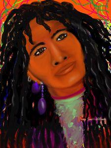Wampanoag Woman