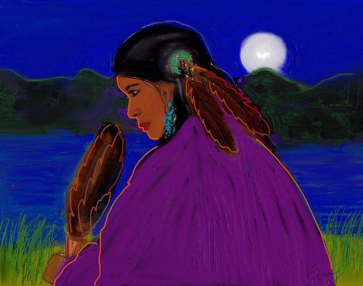 Moonwoman - Moonwoman Spirit Art Productions