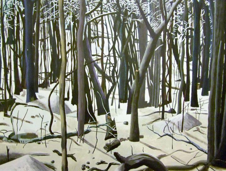 BURNT FOREST 2 - JOHN WADE