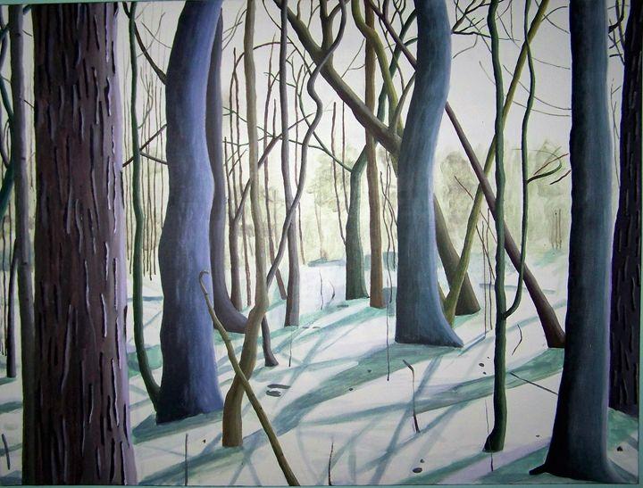 BURNT FOREST 3 - JOHN WADE