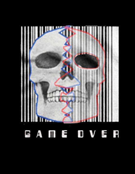 GAME OVER - SoulMediaArtsCollective