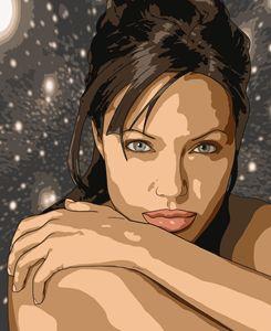 Angelina Jolie - Daydream