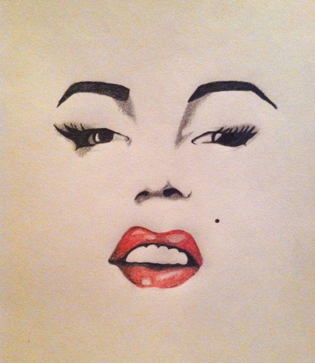 Marilyn - Cara Bevilacqua