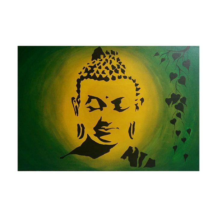 Buddha - Rachna art gallery