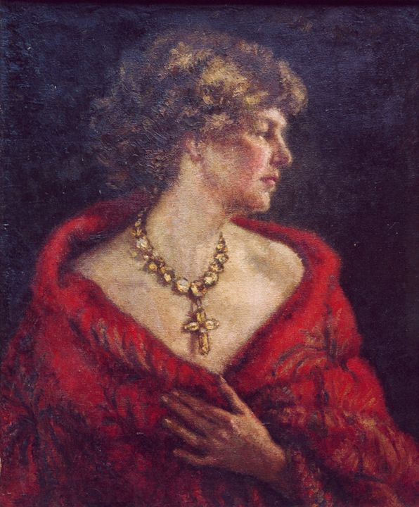 The Adelaide Necklace - Sonia Mervyn