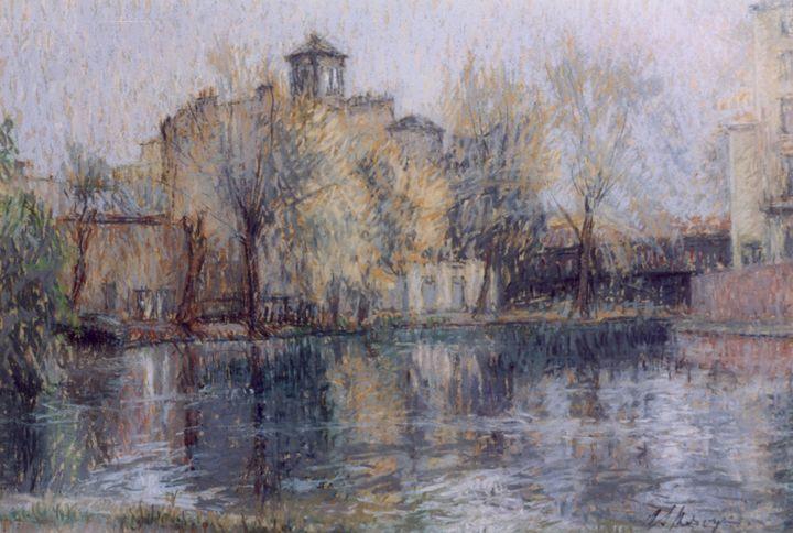 Little Venice - Sonia Mervyn