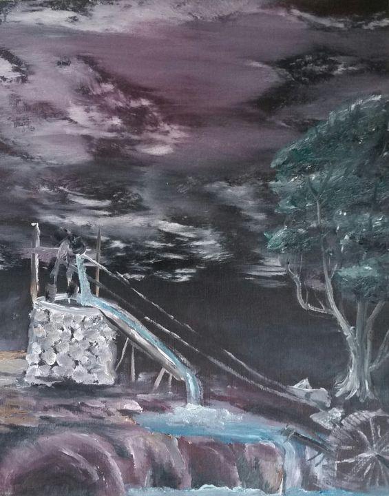 Perpetual Neverest - Ginn Dreams