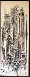 Jon Haymson N.Y. Stock Exchange - Art4u