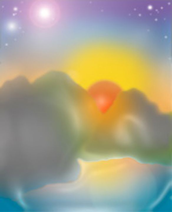sunset - petitfils