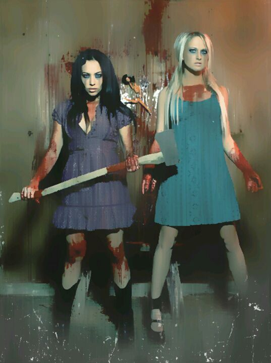 Butcher Babies - NLDesigns