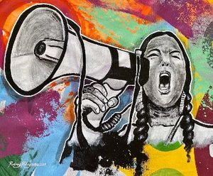 """""""Let Her Be Heard"""""""