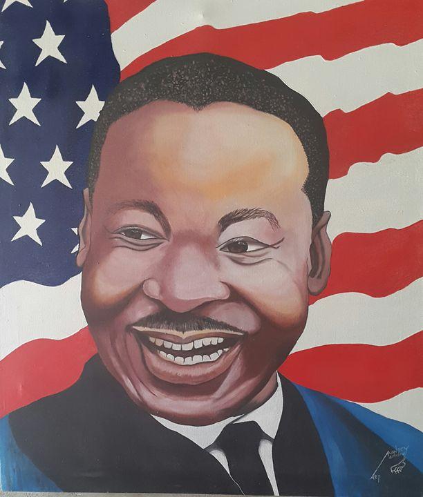 Martin Luther King Jnr - Gyedine enterprise