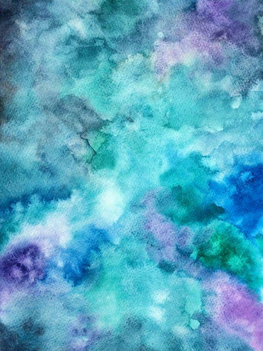 Watercolour - Ellen Jane Art