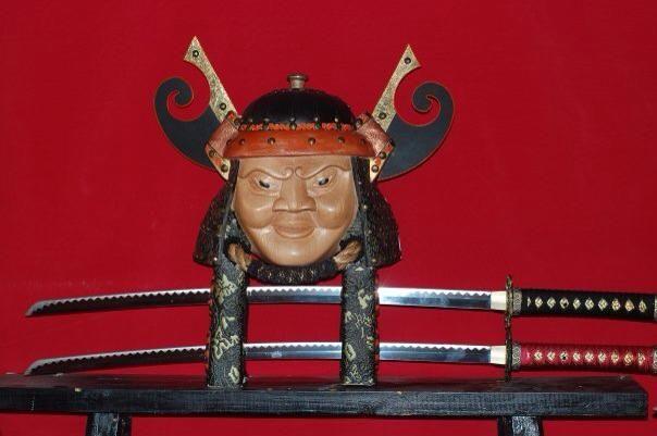 Samurai - Lohrenz wood masks