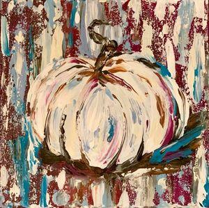 Bold & Purple Pumpkin