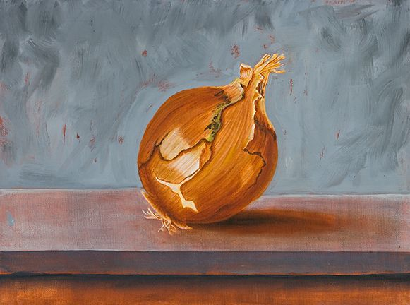 Unpeeled - Artist Kay Vickerman