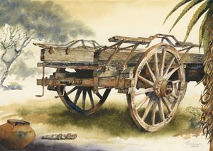 Ox wagon 4
