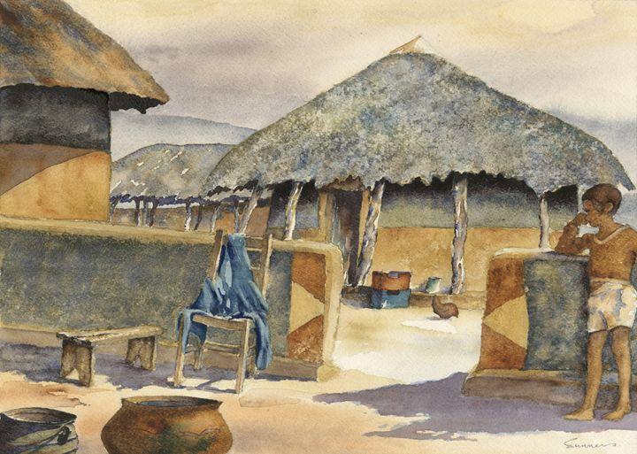 Gabane lands, Botswana - Peter Sunners