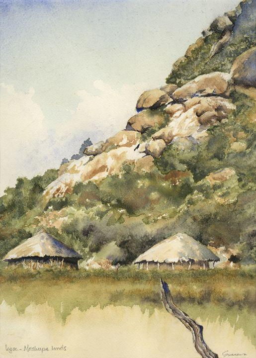Moshupa lands, Botswana - Peter Sunners