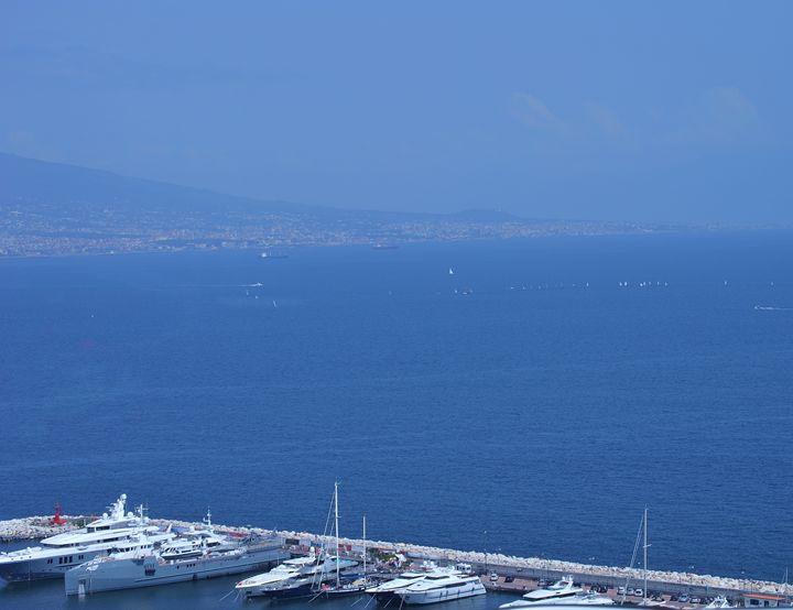 Gulf of Naples II - Hankins Gallery