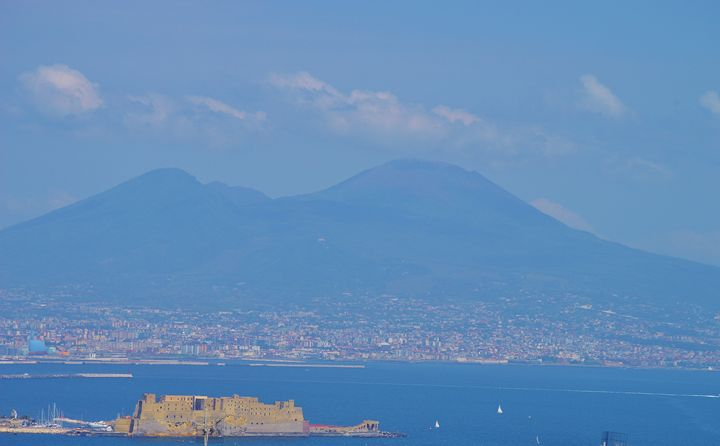 Gulf of Naples - Hankins Gallery