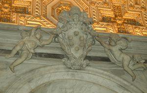 Medici Family Crest