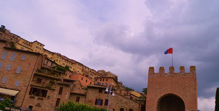 Medieval Assisi - Hankins Gallery