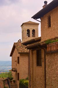 Assisi Belltower