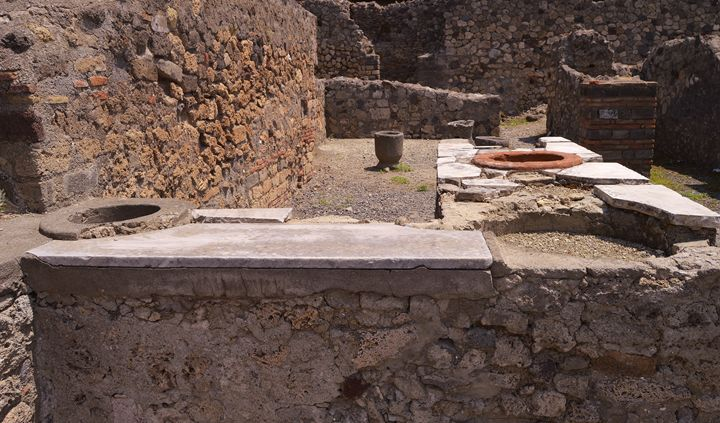 Pompeian Shop - Hankins Gallery