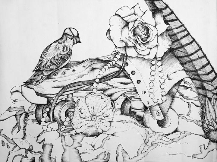 Roller Bird - Amanada Sabel