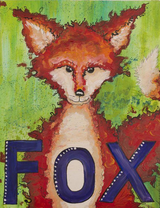 Fox - Amanada Sabel