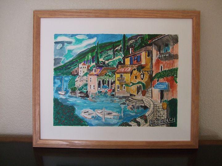 Seaside Village - Maverick Designs