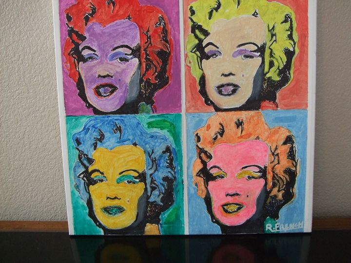 Four Marilyns - Maverick Designs