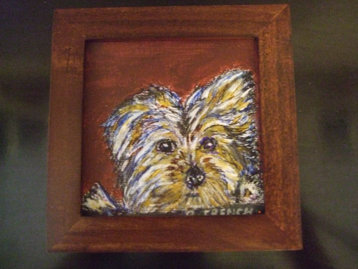 Yorkie - Maverick Designs
