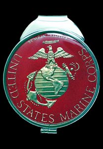 US Marine Corps Money Clip - Maverick Designs