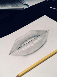 Lips don't talk