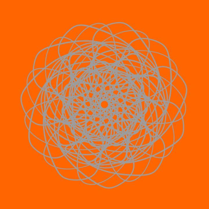 Orange Spool - ET-art