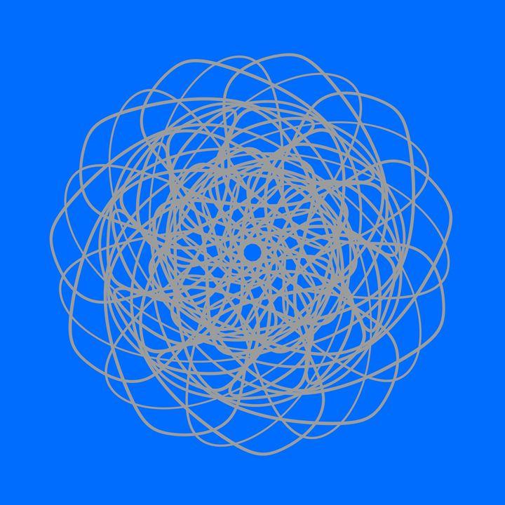 Blue Spool - ET-art