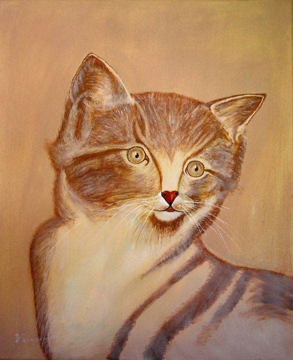 Cat Γατα - Lussoart