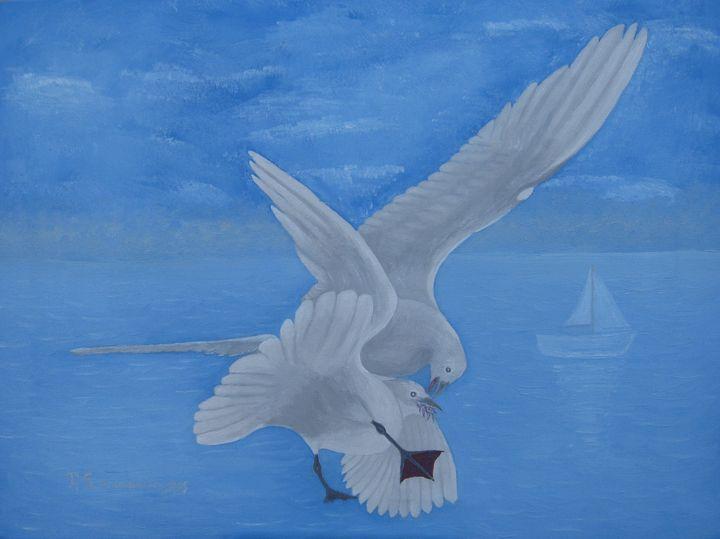 Birds Πουλια - Lussoart