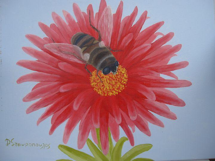 Μέλισσα - Lusso Art