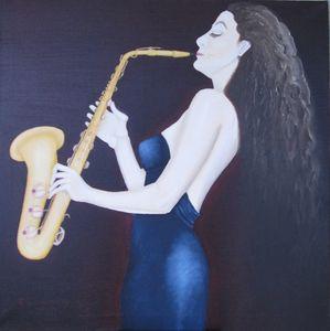 Saxophone Σαξόφωνο