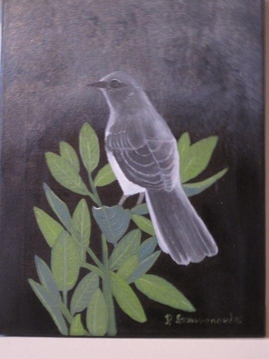 Sparrow Σπουργίτι - Lussoart