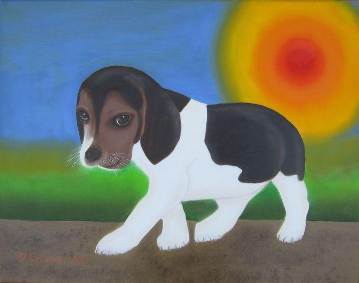 Σκυλάκι - Lusso Art